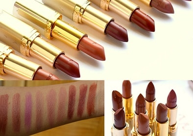 10 Best Nude Brown Lipsticks for Indian Skin from L'Oreal Paris