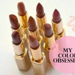 My Color Obsession with L'Oreal Paris Color Riche Lipsticks