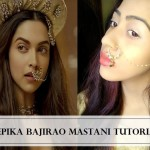 How To: Deepika Padukone Bajirao Mastani Makeup Tutorial