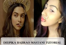 Deepika-Padukone-Bajirao-Mastani-Makeup-Tutorial-how-to-step-by-step