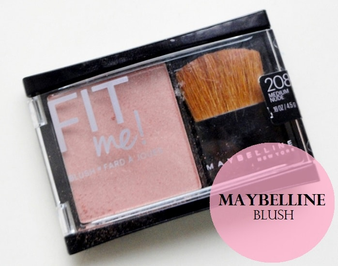 Maybelline-Fit-Me-Blush-Medium-Nude-208-review-swatches-price-india