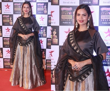 Esha-Gupta-Dress-Star-Screen-Awrads-2016
