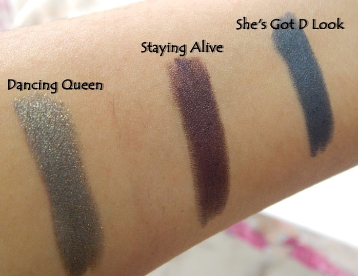 FACES-Ultime-Pro-Eye-Shadow-Crayons-Review-Swatches-dancingqueen-stayingalive-shesgotdlook