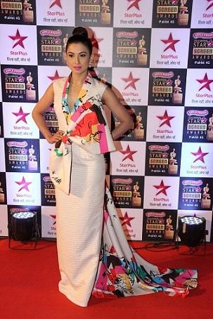 Gauhar-Khan-Dress-Star-Screen-Awards-2016