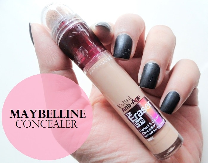 Maybelline instant age rewind eraser dark circles for Perfect drink pro review