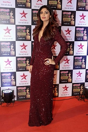 Shilpa-Shetty-Dress-Star-Screen-awards-2016