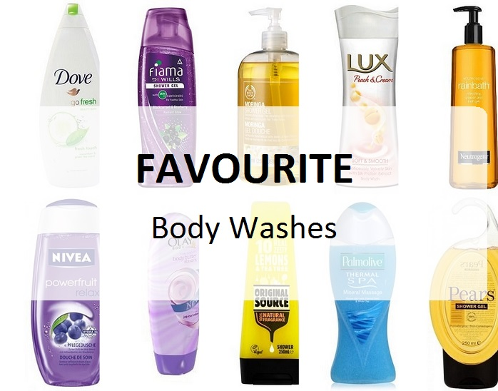 10 Best Body Washes Available in India