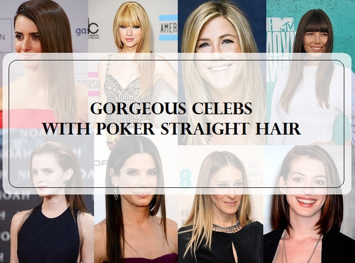 Top-10-Celebrities-with-Poker-Straight-Hairstyles