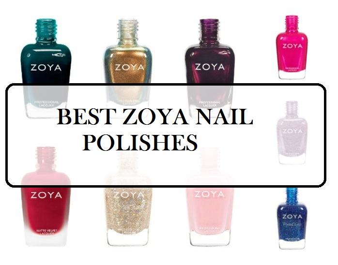 10 Best Zoya Nail Polish Shades: Reviews, Best Sellers