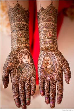 Image result for mughal mehandi designs