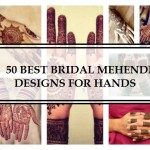 50 Best Bridal Mehendi Designs for Hands