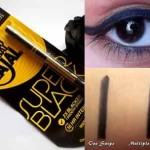 Maybelline Colossal Super Black Kajal: Review, Swatches