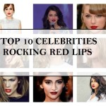 10 Bollywood Actresses Who Rock Red Lips