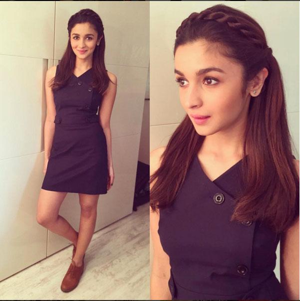 13 Best Alia Bhatt Hairstyles for College Girls