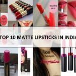 10 Best Matte Lipstick Brands and Range In India