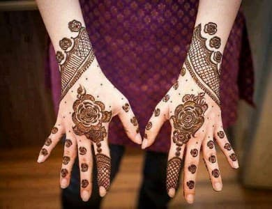best-bridal-mehendi-designs-India