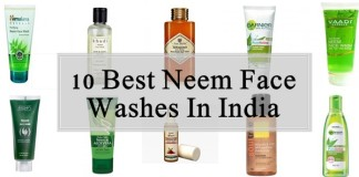 Top-10-Neem-face-washes-India-price-review