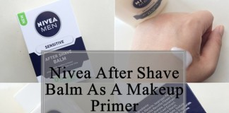 Nivea-Men-After-Shave-Balm-as-Face-Primer-review-how-to-use-price-buy-online