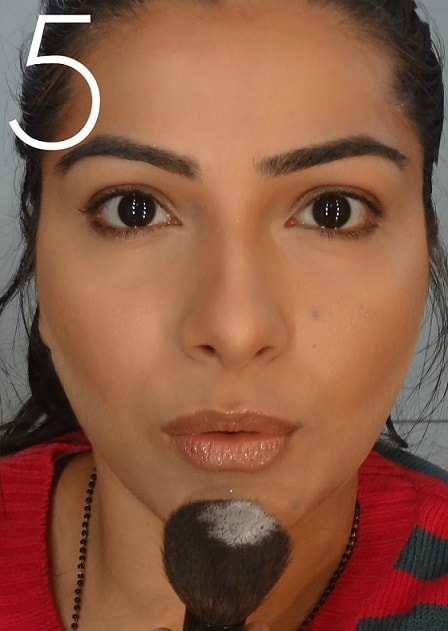 highlight-and-contour-makeup-tutorial-step-by-step