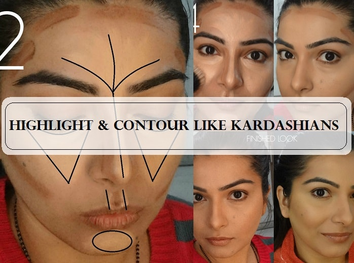 how-to-contour-and-highlight-like-kim-kardashian-guide-step-by-step