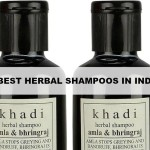 10 Best Herbal Shampoos In India