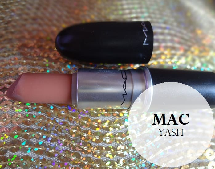 Genoeg MAC Yash Matte Lipstick: Review, Swatches, Dupes @XU53