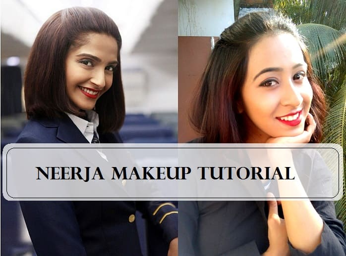 sonam-kapoor-neerja-movie-inspired-air-hostess-makeup-tutorial
