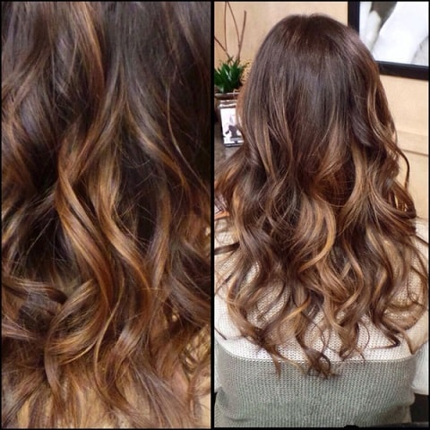 Balayage Hair Colour Trend 2016