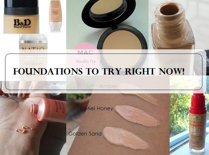 Celebrity makeup foundations list