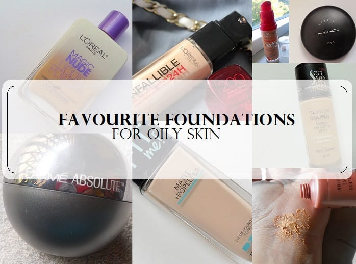 10 Best Foundations For Oily Acne E
