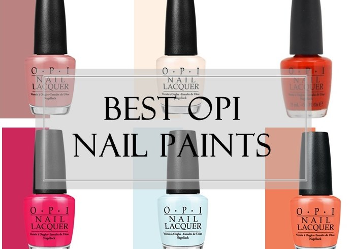 10 Best OPI Nail Polish Colors Ever