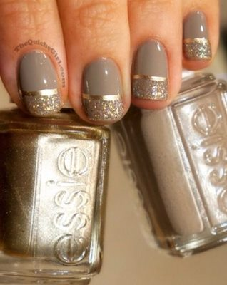 20 best bridal nail art designs for brides to be. Black Bedroom Furniture Sets. Home Design Ideas