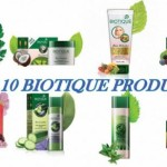 10 Best Biotique Products Available in India