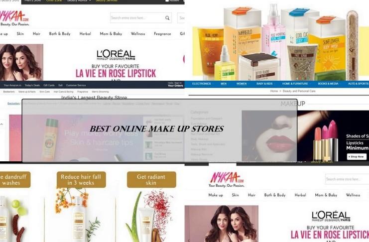 Makeup Websites India Saubhaya