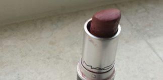 MAC Verve Satin Lipstick Review Swatches