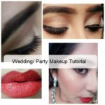 Tutorial: How To Do Wedding Party Makeup at Home
