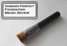 Shiseido- foundation -brush-review-price-india