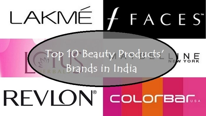 10 Best Makeup Brands Available In India