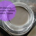 Anastasia Beverly Hills Dipbrow Pomade: Review, Swatches