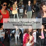 12 Pictures of Priyanka Chopra without Makeup
