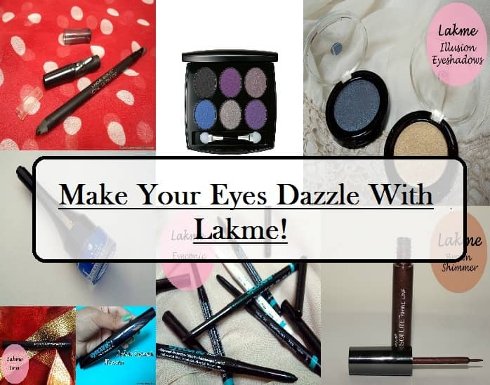 Best Lakme Eye Makeup Products In India