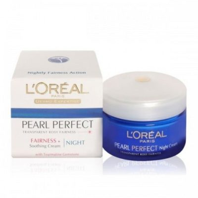 whitening night cream