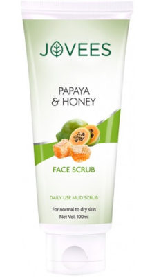 Jovees_Papaya_Heney_face_scrub