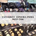 Top 6 Brands and Products to Buy at Sephora India