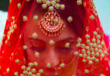 real-bride-in-indian-wedding-makeup