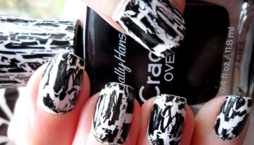 crackle nail polish for sale