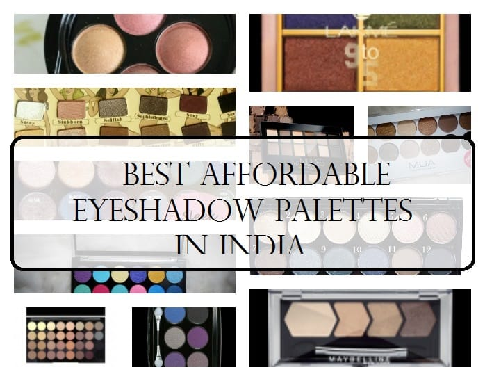 11 Best Affordable Eyeshadow Palettes In India Reviews Prices