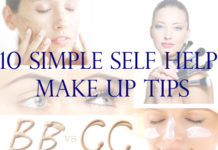 10 Simple Self Help Makeup Tips