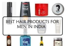 best-hair-products-for-men-in-india