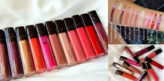 top-11-LOreal-Paris-Infallible-Mega-Gloss-review-Swatches-shades-price-buy-online